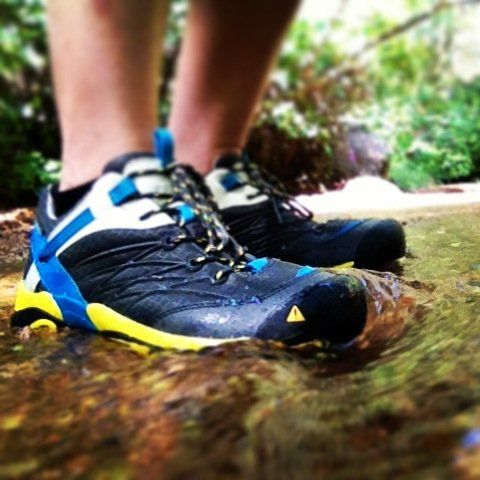 KEEN MARSHALL WATERPROOF HIKING SHOE