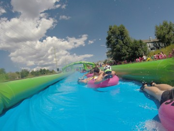 Why Slide The City?