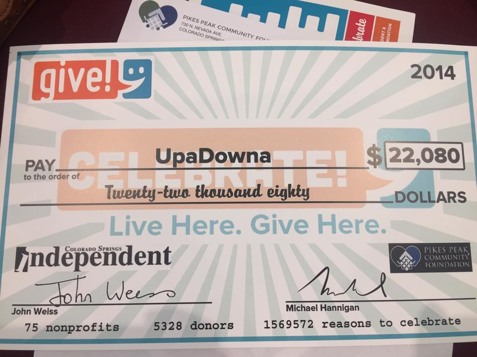 give 2014 check