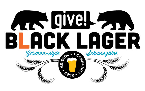 Give! Black Lager Kick-off Event