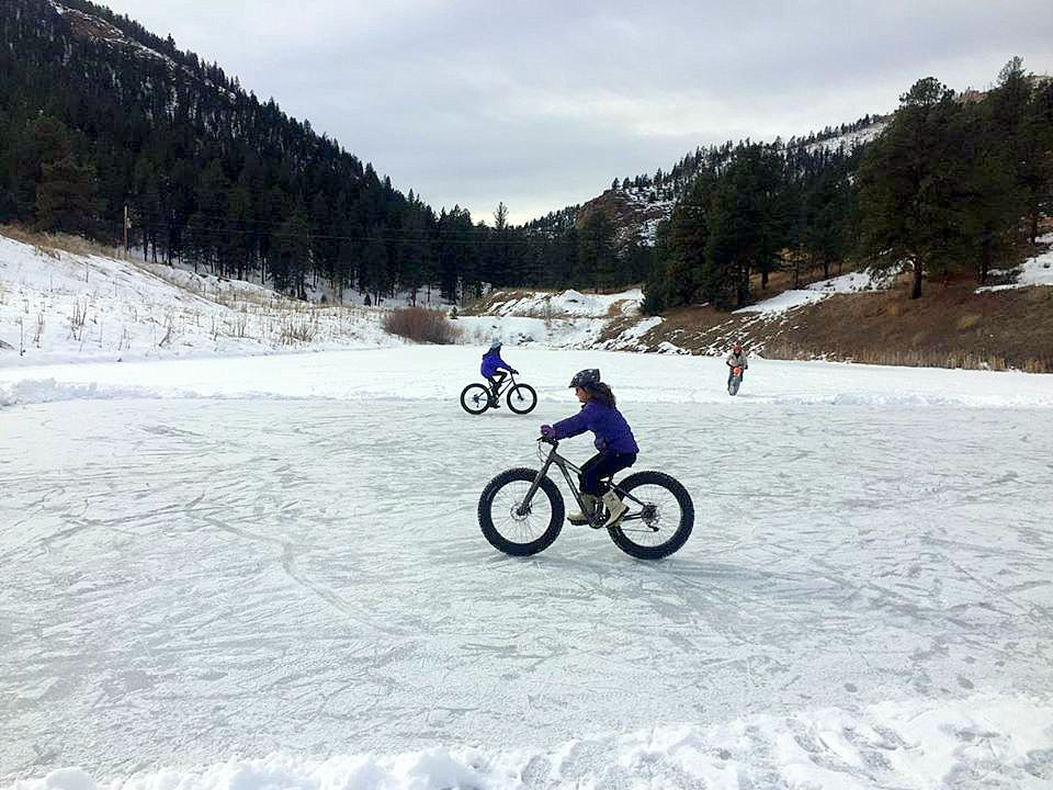 Global Fat Bike Day- Participant Review