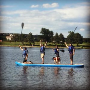 Stand Up Paddleboarding Social- FREE Demo Day! @ Prospect Lake, Memorial Park | Colorado Springs | Colorado | United States