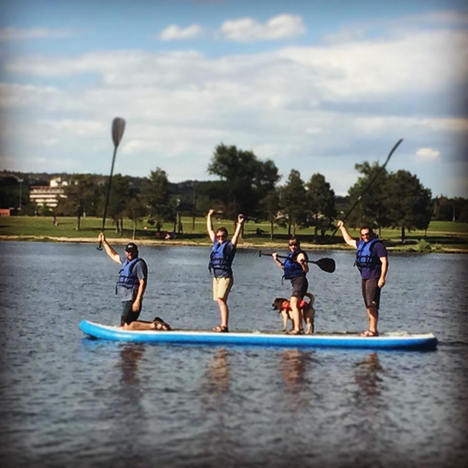 Stand Up Paddleboarding Social- FREE Demo Day!