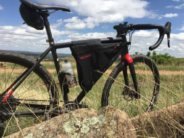 Oveja Negra Bike Packing Bags First Impression