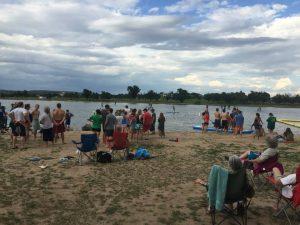 End of the season SUP Party! @ Prospect Lake, Memorial Park | Colorado Springs | Colorado | United States