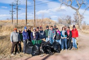 Trail Clean Up @ America the Beautiful Park