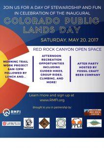 3rd Saturday Adventure- CO Public Lands Day