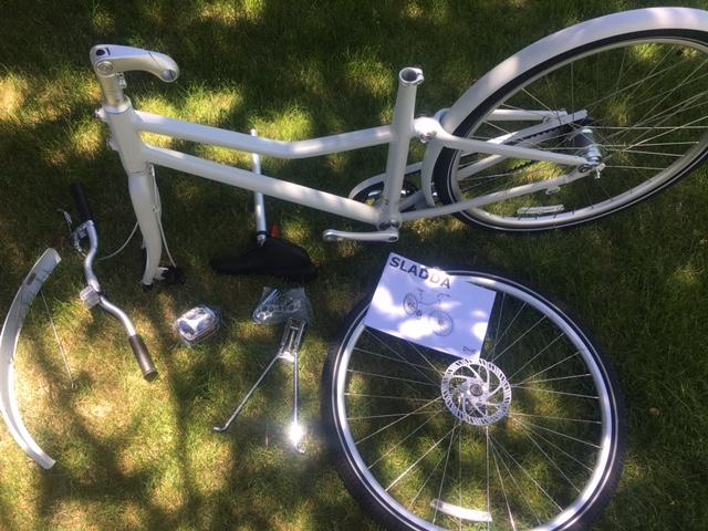 Ikea sladda 28 bicycle upadowna for Ikea sladda bike
