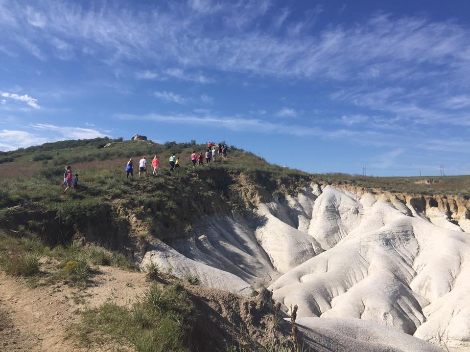 3rd Saturday Adventure- Paint Mines Interpretive Park