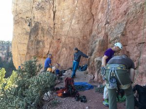 "Adventure on Tap: ""Gym-to-Crag Intro"" Feat. Ian Dyer @ The Ute & Yeti | Colorado Springs | Colorado | United States"