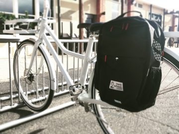 Two Wheel Gear – Pannier Backpack Convertible