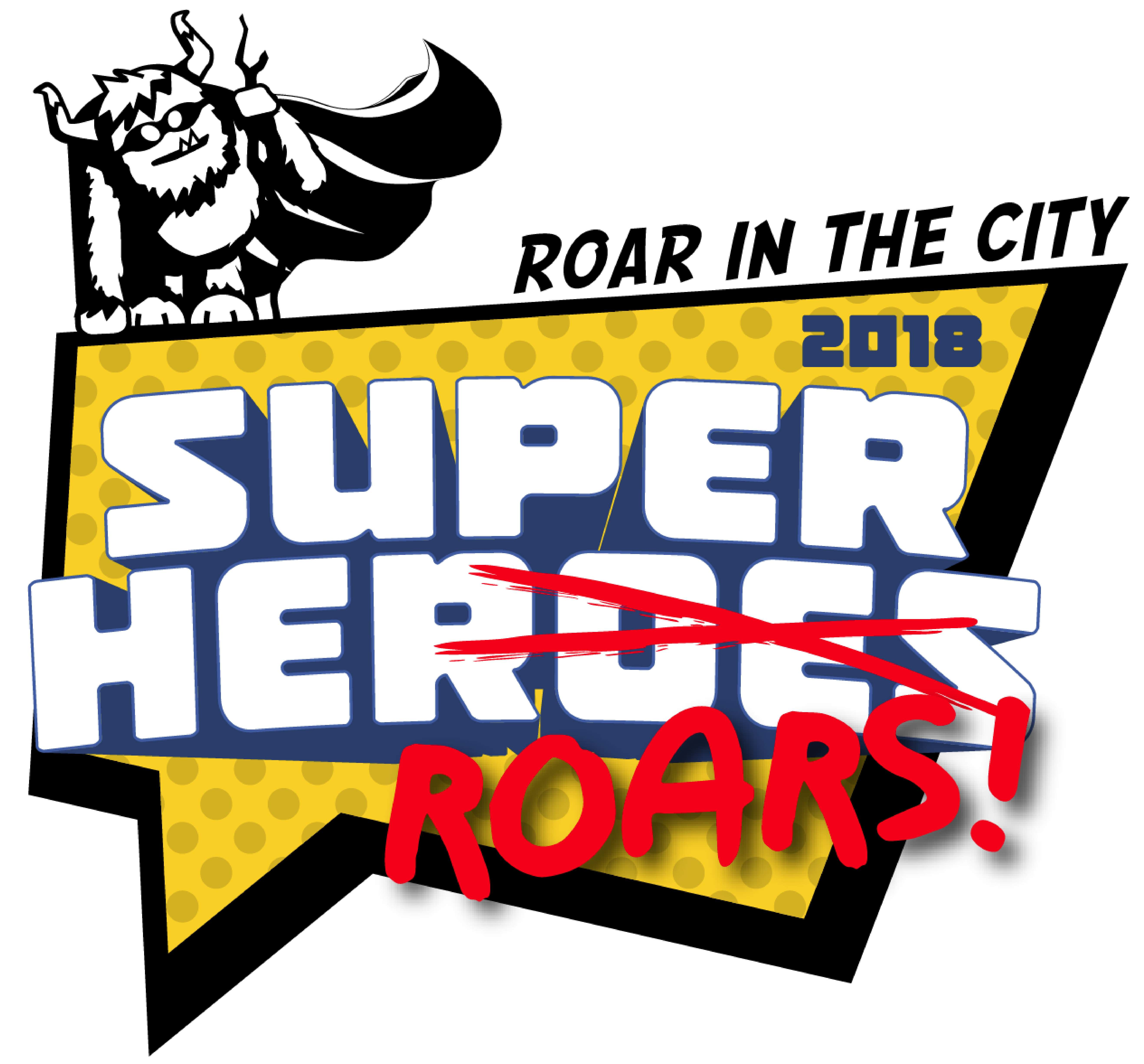 2018 ROAR In The City- Really Outrageous Adventure Race