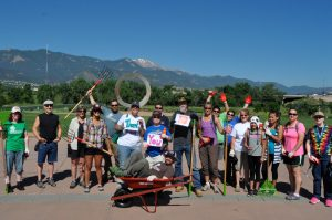 Trail Cleanup @ America the Beautiful Park | Colorado Springs | Colorado | United States