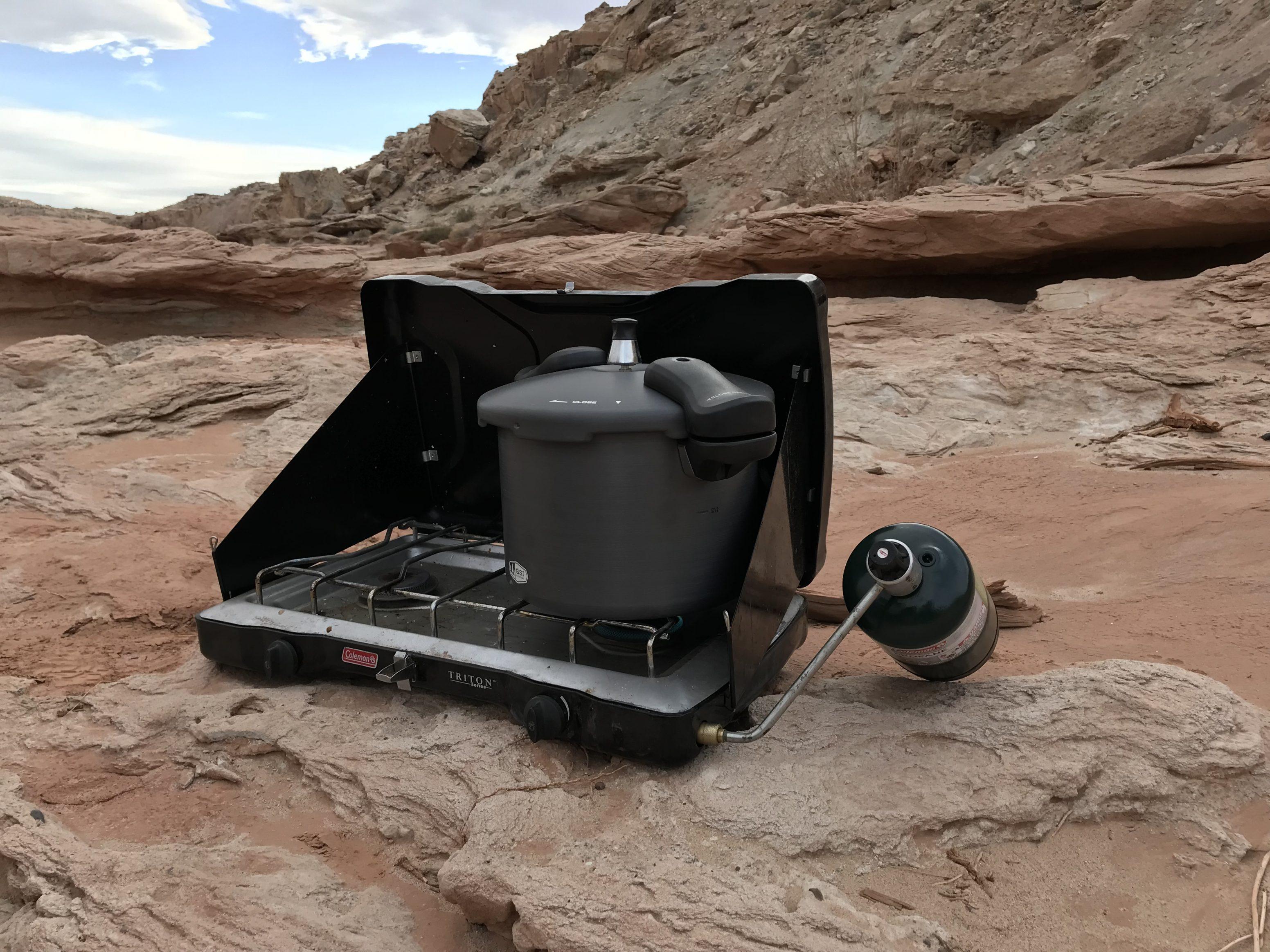 GSI 5.7 L Halulite Pressure Cooker