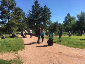 Park Cleanup @ North Monument Valley Park | Colorado Springs | Colorado | United States