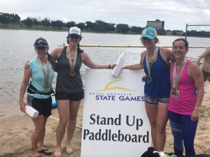Rocky Mountain State Games Stand Up Paddleboard Events @ Prospect Lake, Memorial Park | Colorado Springs | Colorado | United States