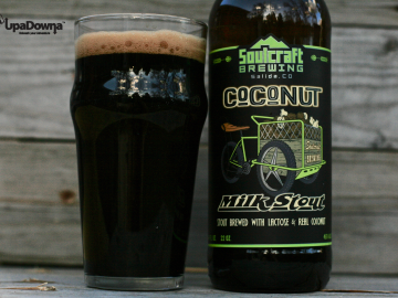 Coconut Milk Stout