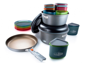 Pinnacle Camper Cookwear Set