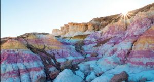 3rd Saturday Adventure- Painted Mines Interpretive Park