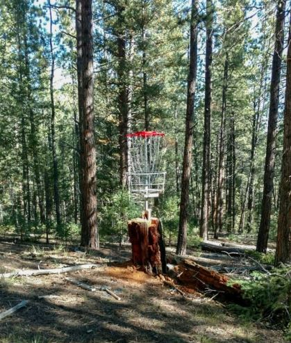 3rd Saturday Adventure-Shining Mountain Disc Golf