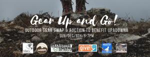 Gear Up & Go! Outdoor Gear Swap & Auction @ UpaDowna   Colorado Springs   Colorado   United States