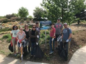 After Work: Park Clean Up Party @ America the Beautiful Park | Colorado Springs | Colorado | United States