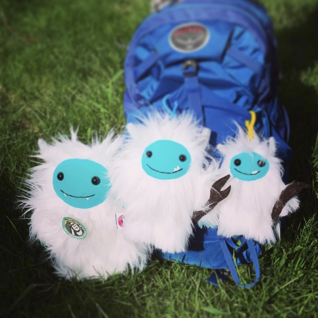 Meet Our Yetis!