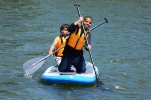 Free Paddleboarding @ Prospect Lake, West Beach | Colorado Springs | Colorado | United States