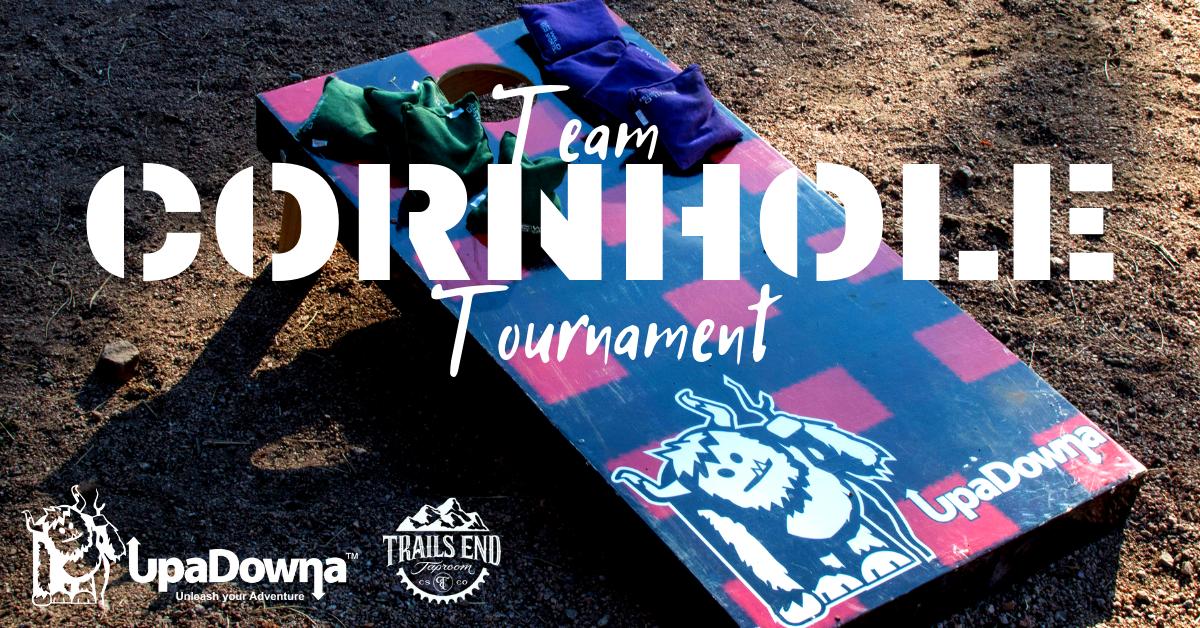Team Cornhole Tournament @ Trails End Taproom