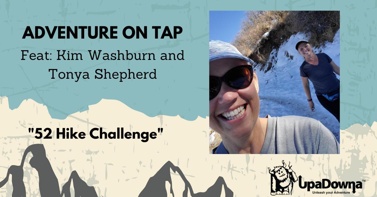 Adventure On Tap- 52 Hike Challenge