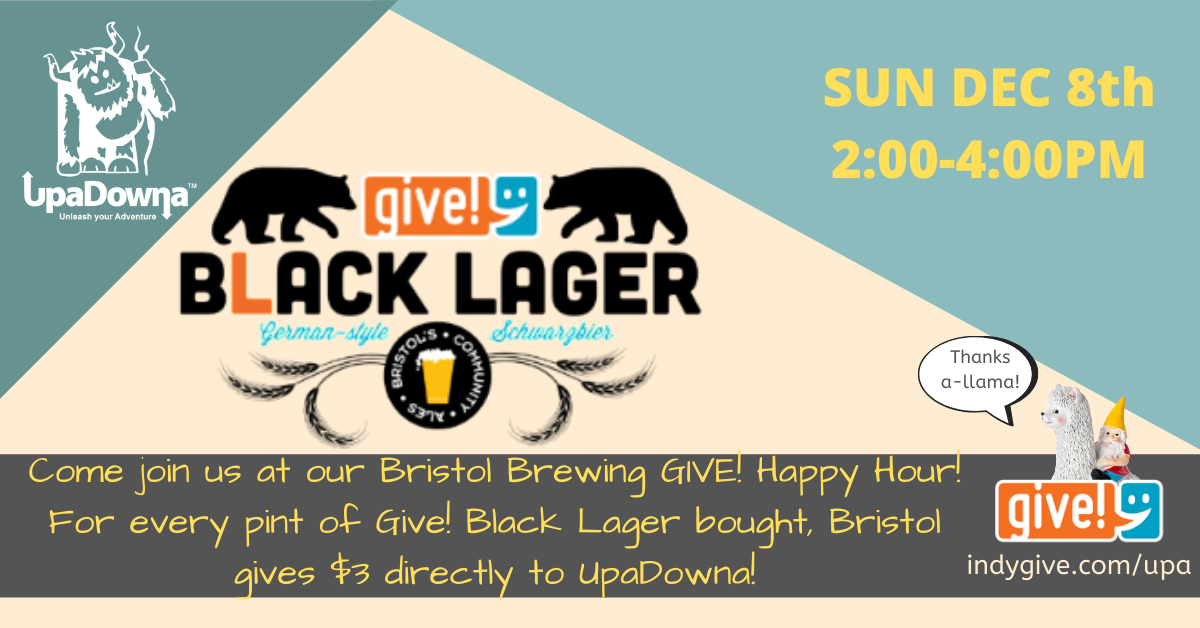 Give! Happy Hour For UpaDowna