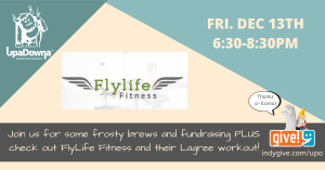 Frosty Brew Fundraiser at FlyLife @ FlyLife Fitness | Colorado Springs | Colorado | United States