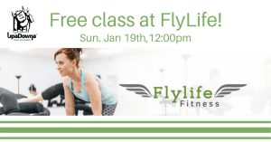 Free Class at FlyLife Fitness @ FlyLife Fitness | Colorado Springs | Colorado | United States
