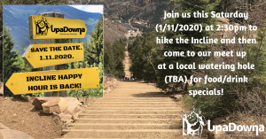 Incline Happy Hour Returns! @ Incline Base Camp | Manitou Springs | Colorado | United States