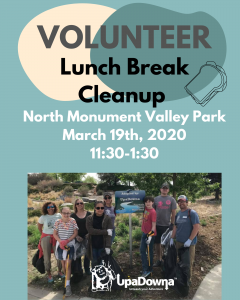 Virtual Cleanup w/ UpaDowna & OutThere Colorado @ Colorado Springs | Colorado | United States