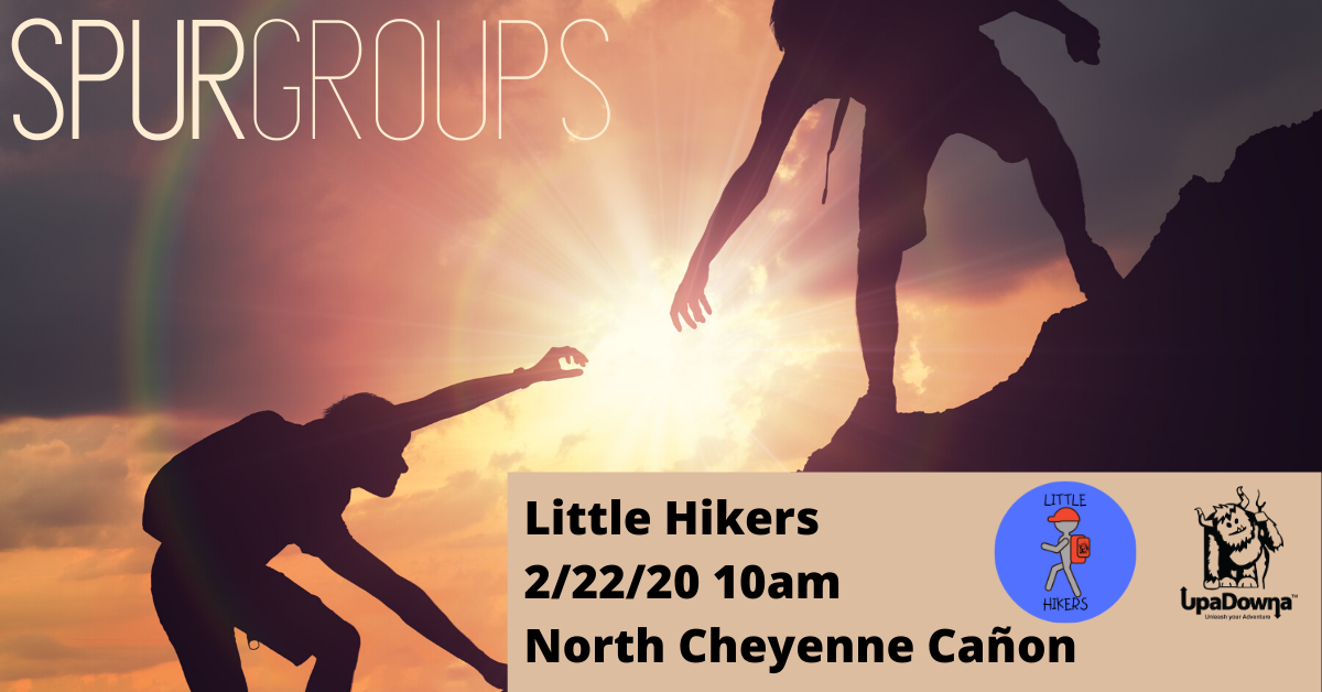 SPUR Group- Little Hikers @ North Cheyenne Canyon