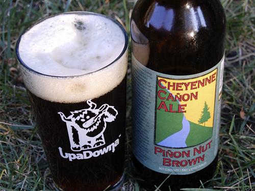 Cheyanne Canon Pinon Nut Brown