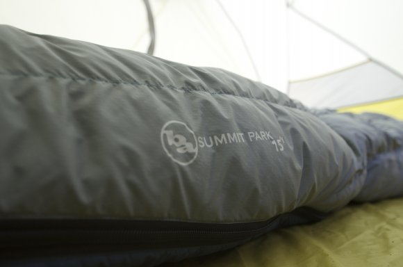 Big Agnes: Summit Park 15