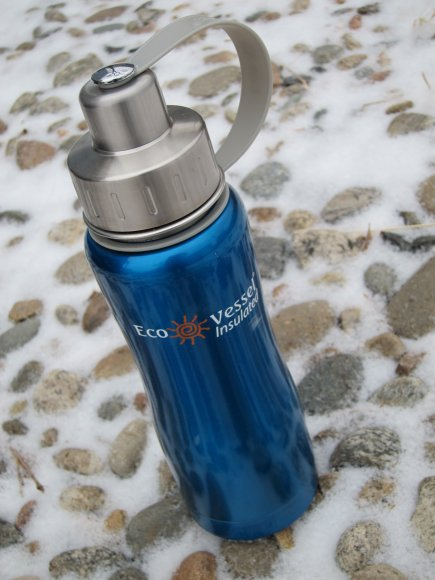 EcoVessel Triple Insulated Bottle