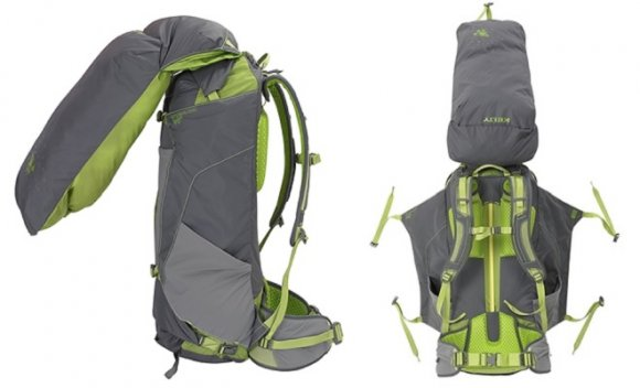Kelty PK 50 Backpack Unclipped