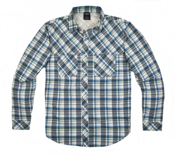Core Concepts Whiskey River Hybrid Shirt