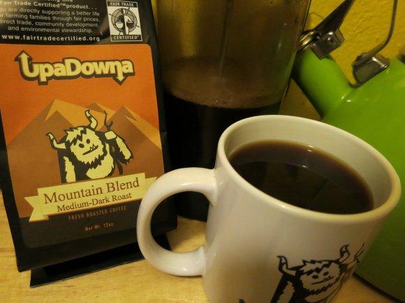 UpaDowna Coffee…It's Delicious!