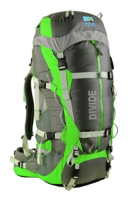 Packs Divide Green Front