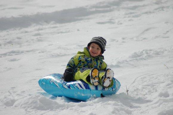 Snow Adventure Day (3rd Sunday Adventure)